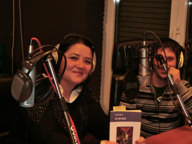 Liliana Manetti a Radiovortice.it
